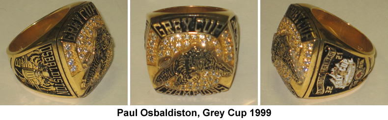 Paul Osbaldiston Ring