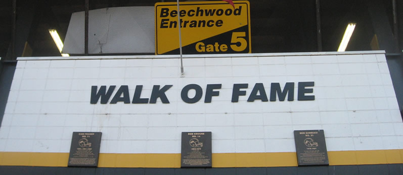 Tiger-Cats Walk of Fame